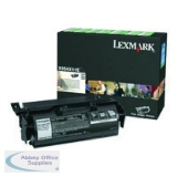 Lexmark Return Programme Extra High Yield Toner Black X654X11E