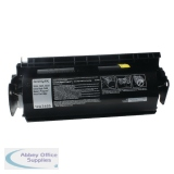 Lexmark T630/T634 Extra High Yield Laser Toner Cartridge Black 12A7465