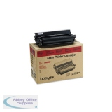 Lexmark 3912/4039 Laser Toner Cartridge Black 1380850