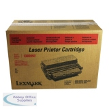 Lexmark 3912/4039 High Yield Laser Toner Black 1380950