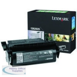Lexmark Return Programme Optra S 4059 Laser Toner Cartridge Black 1382925