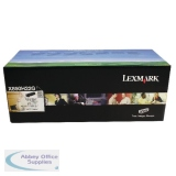 Lexmark X850E/852E/854E Photoconductor Kit Black X850H22G