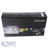 Lexmark C522N/C524 Toner Cartridge Magenta C5222MS