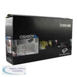 Lexmark C524/C534 Toner Cartridge High Yield Cyan C5242CH