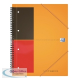 Oxford International Meeting A4 Notebook Plus Wirebound 160 Pages 3 for 2 JD00170