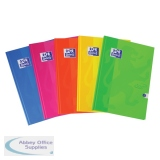 Oxford Touch Hardback Casebound Notebook A4 Assorted (5 Pack) 400090141