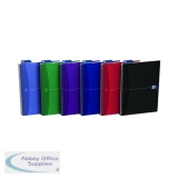 Oxford Card Cover Wirebound Notebook A4 Assorted (5 Pack) 100105331