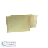 New Guardian Armour C4 Envelopes Gusset Peel and Seal Manilla (100 Pack) A28113