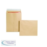 New Guardian Envelope Gusset Peel and Seal 305x250x25mm 130gsm Manilla (100 Pack) B27166