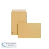 New Guardian Envelope 381x254mm Pocket Peel and Seal 130gsm Manilla (125 Pack) E23513