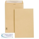New Guardian 353 x 229mm 130gsm Pl/Sl Easy Open Manilla Envelope (250 Pack) E27303