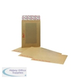 New Guardian Board Back C4 Envelope 130gsm Manilla Peel and Seal (125 Pack) H26326