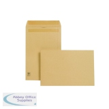 New Guardian Envelope 381x254mm Pocket Self Seal 130gsm Manilla (250 Pack) J27403