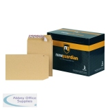 New Guardian C5 Envelope 130gsm Manilla Peel and Seal (250 Pack) L26039
