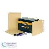 New Guardian 381 x 254 x 25mm Manilla Gusset Envelope 130gsm (100 Pack) M27466
