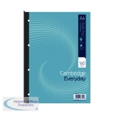 Cambridge Everyday A4 Refill Pad Ruled Margin (5 Pack) 846200192