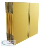 Double Wall Corrugated Dispatch Cartons 305x305x305mm Brown (15 Pack) SC-12
