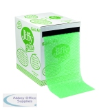 Jiffy Bubble Box Roll 300mmx50m Green 43010