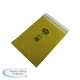 Jiffy Padded Bag Size 1 165x280mm Gold PB-1 (10 Pack) 1216