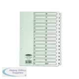 Concord Numerical Index 1- 31 Dividers (4 Pack) 01002