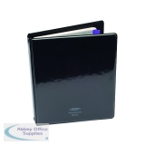 Concord Telephone Address Binder A5 Black 83010/CD6