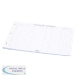 Concord Visitors Book Refill Pages (50 Pack) 85801/CD14P