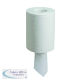 Wypall L10 Wipers Mini Centrefeed White Roll 1-Ply (12 Pack) 7374