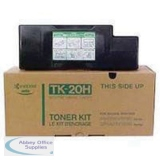 Kyocera Microfine Ceramic Cartridge Black TK-20H