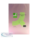 Q-Connect Coloured Copier Paper A4 80gsm Pink Ream