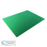 Q-Connect A3 Green Cutting Mat KF01136