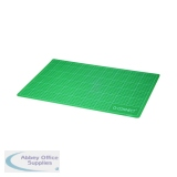 Q-Connect A2 Green Cutting Mat KF01137