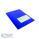 Q-Connect Blue 10 Pocket Display Book KF01247