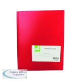 Q-Connect Red 40 Pocket Display Book KF01258