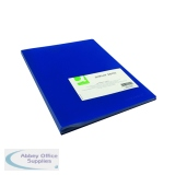 Q-Connect Blue 40 Pocket Display Book KF01259
