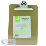 Q-Connect A4 Masonite Clipboard KF01304