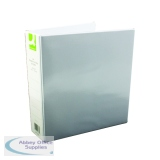 Q-Connect 50mm A4 White Presentation 4D-Ring Binder (6 Pack) KF01333Q