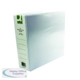 Q-Connect 65mm A4 White Presentation 4D-Ring Binder (6 Pack) KF01334Q