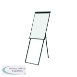 Q-Connect Deluxe Magnetic Flipchart Easel KF01775
