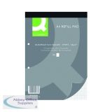 Q-Connect A4 Refill Pad Quadrille Ruled (10 Pack) KF02233