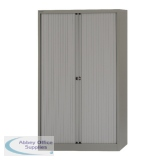 Jemini Grey Side Opening Tambour Unit 1651mm SCPST65WI-V7 KF05434