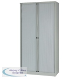 Jemini Grey Side Opening Tambour Unit 1981mm SCPST78WI-V7 KF05435