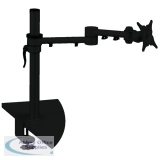 Q-Connect Flat Screen Monitor Arm Dual Swing KF20082
