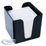 Q-Connect Memo Box Black KF21676