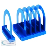 Q-Connect Blue Book Rack KF21683