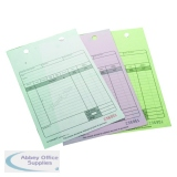 Q-Connect Register Receipt Forms (75 Pack) KF32109