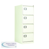 Jemini 4 Drawer Filing Cabinet White KF78708