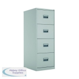 Talos 4 Drawer Filing Cabinet Grey KF78772