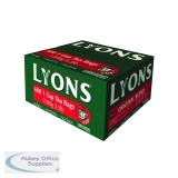 Lyons Green Label Tea Bags Pk600 LB0001