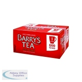 Barrys Gold Label Tea Bags (600 Pack) LB0009