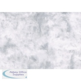 Decadry Marbled Letterhead Paper Grey (100 Pack) PCL1655